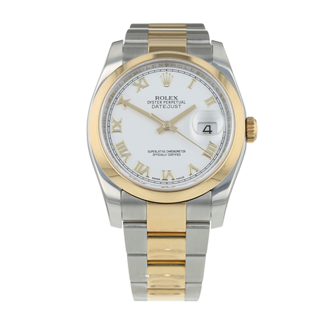 Pre-Owned Rolex Datejust Mens Watch 116203