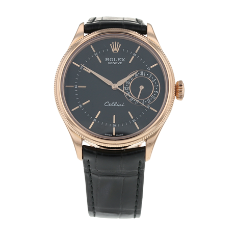 Pre-Owned Rolex Cellini Date Mens Watch 50515