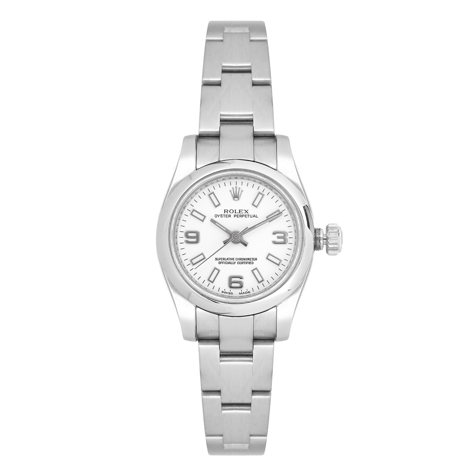 Pre-Owned Rolex Oyster Perpetual, Circa 2008