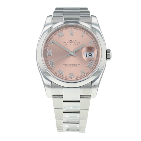 Pre-Owned Rolex Datejust 36 Mens Watch 116200