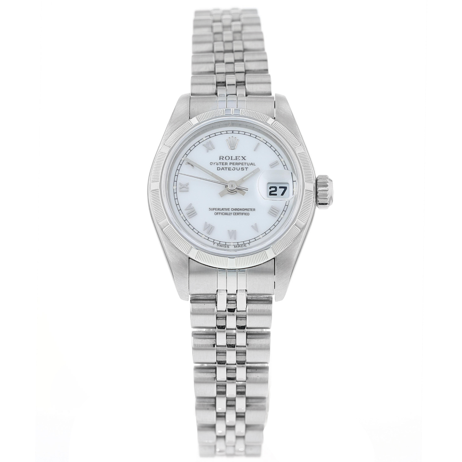 Pre-Owned Rolex Datejust Ladies Watch 79190