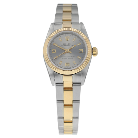 Pre-Owned Rolex Oyster Perpetual Ladies Watch 76193