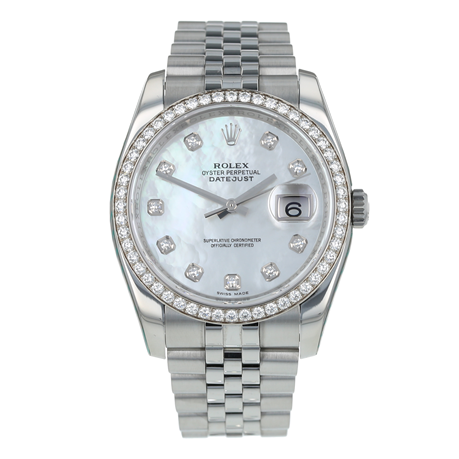 Pre-Owned Rolex Datejust Ladies Watch 116244