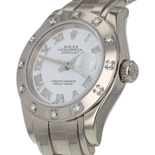 Pre-Owned Rolex Lady-Datejust Pearlmaster Watch 80319