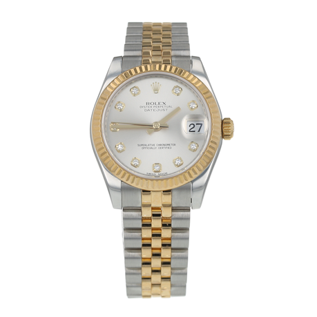 Pre-Owned Rolex Datejust Ladies Watch 178273
