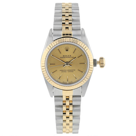 Pre-Owned Rolex Oyster Perpetual Ladies Watch