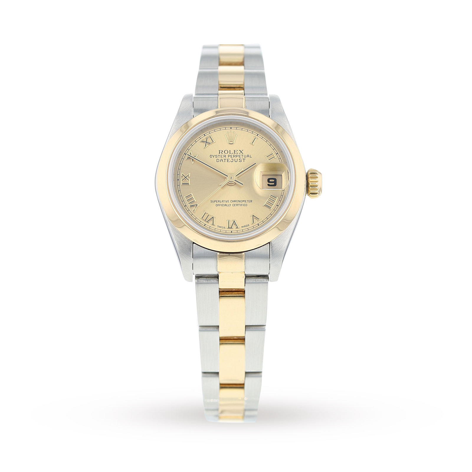 Pre-Owned Rolex Datejust Ladies Watch 79163