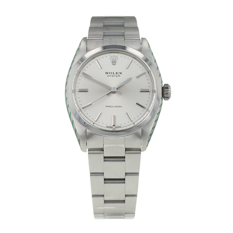 Pre-Owned Rolex Oyster Precision Mens Watch 6426/0