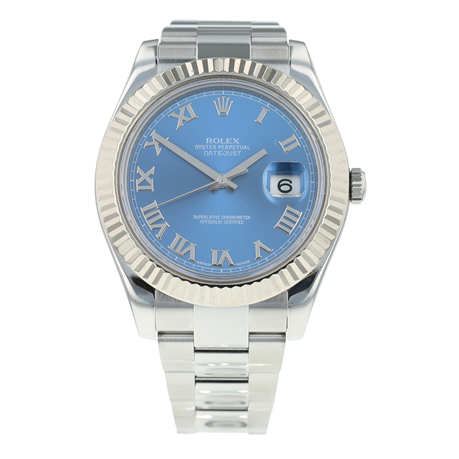 Pre-Owned Rolex Datejust 41 Mens Watch 116334