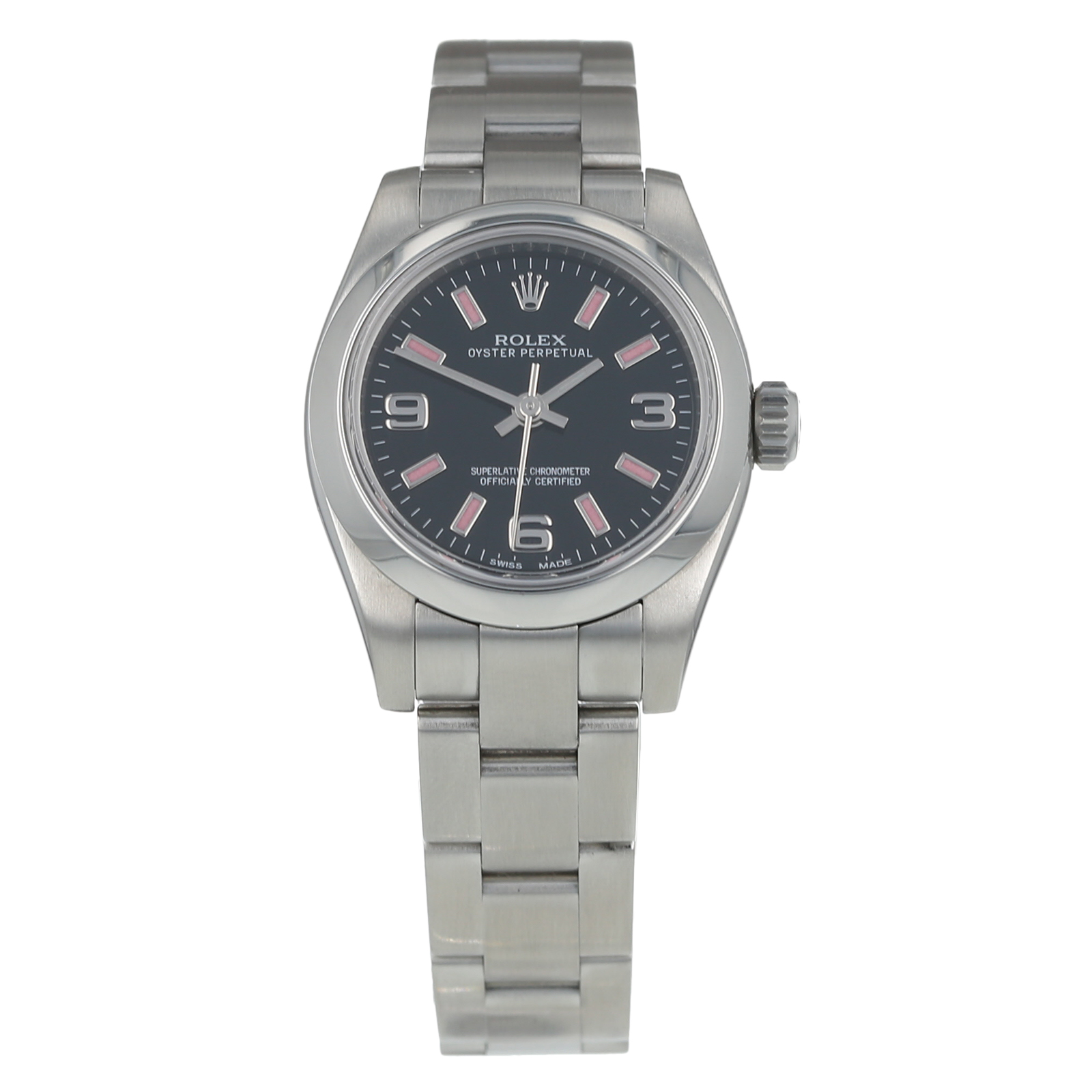 5d90cd73809 Pre-Owned Rolex Oyster Perpetual Ladies Watch 176200 | Pre Owned Watches |  Goldsmiths
