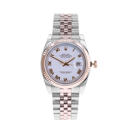 Pre-Owned Rolex Datejust 36 Ladies Watch
