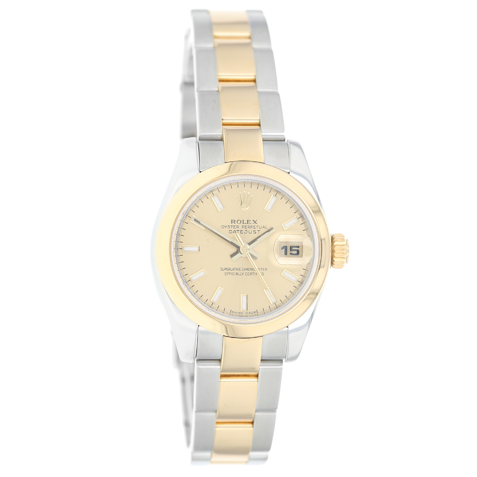 Pre-Owned Rolex Datejust Ladies Watch 179163