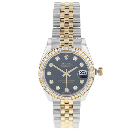 Pre-Owned Rolex Datejust 31 Ladies Watch