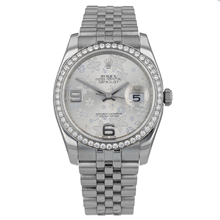 Pre-Owned Rolex Datejust Mens Watch 116244