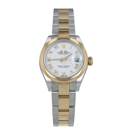 Pre-Owned Rolex Datejust Ladies Watch 279163