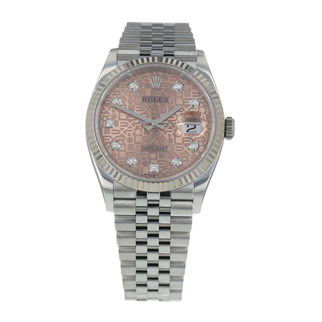 Pre-Owned Rolex Datejust Mens Watch 126234