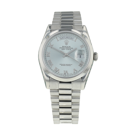Pre-Owned Rolex Day-Date Mens Watch 118206