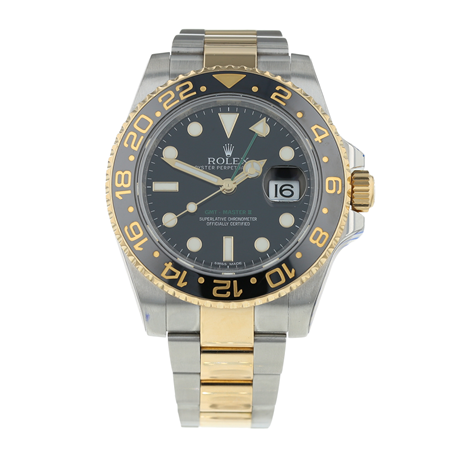 Pre-Owned Rolex GMT-Master II Mens Watch 116713LN