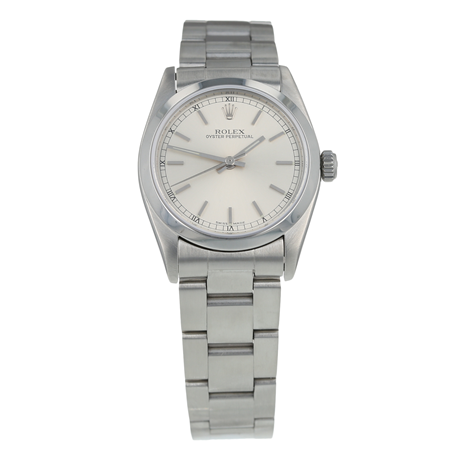 Pre-Owned Rolex Oyster Perpetual Unisex Watch 77080
