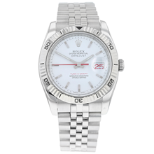 Pre-Owned Rolex Turn-O-Graph Mens Watch