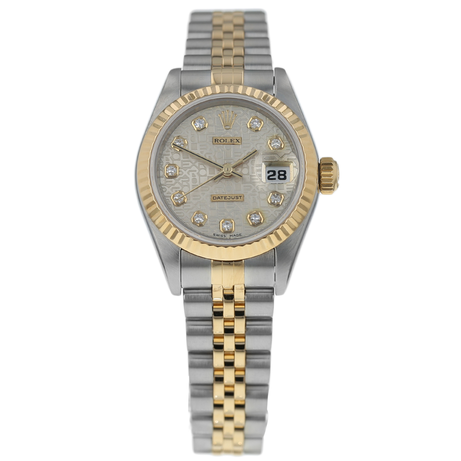 467c5ec83dd65 Pre-Owned Rolex Datejust Ladies Watch 69173