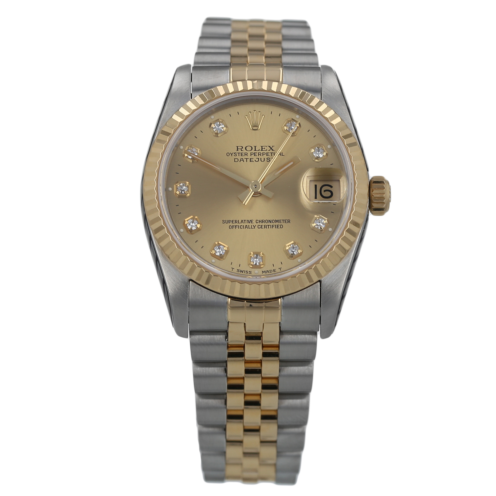 Pre-Owned Rolex Datejust Ladies Watch 68273