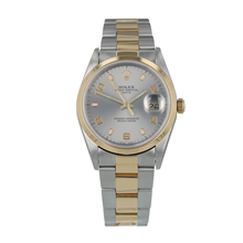 Pre-Owned Rolex Oyster Perpetual Date Unisex Watch 15203