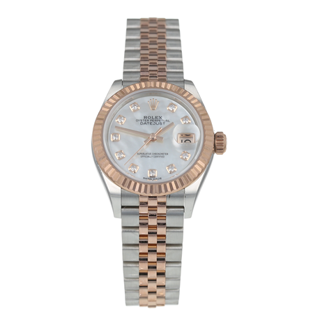 Pre-Owned Rolex Datejust Ladies Watch 279171