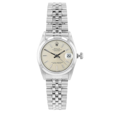 Pre-Owned Rolex Datejust Mid-Size Watch