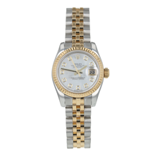 Pre-Owned Rolex Datejust Ladies Watch 179173