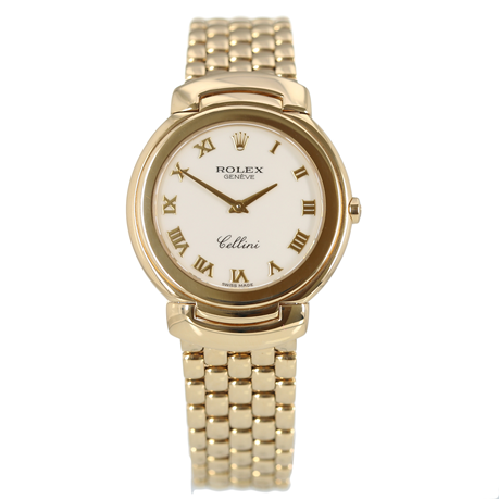 Pre-Owned Rolex Cellini Ladies Watch 6622/8