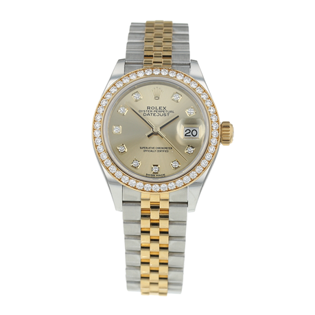 Pre-Owned Rolex Datejust Ladies Watch 279383