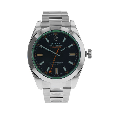 Pre-Owned Rolex Milgauss Men's Watch