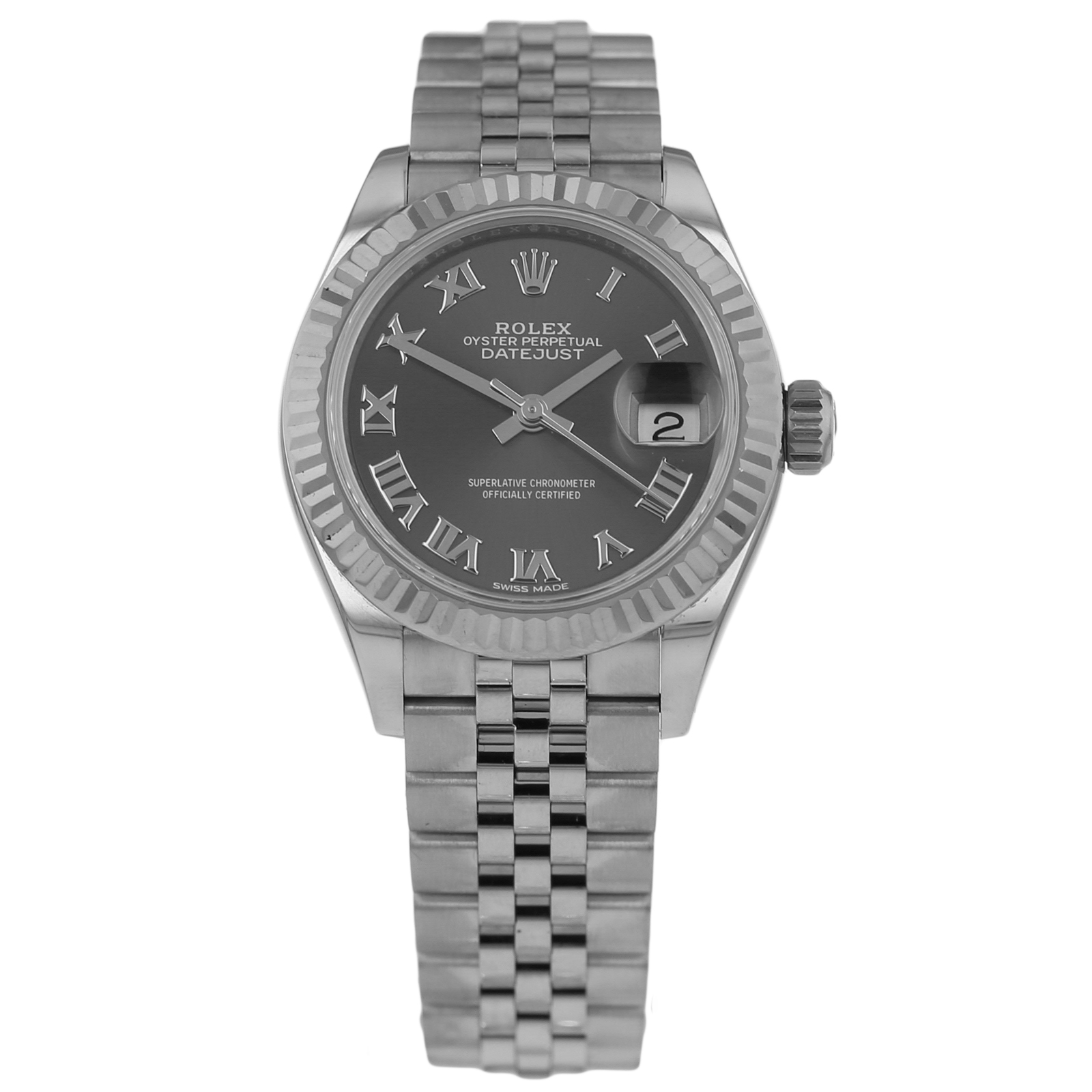 Pre-Owned Rolex Datejust Ladies Watch 279174
