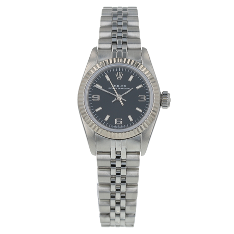 Pre-Owned Rolex Oyster Perpetual Ladies Watch 67194