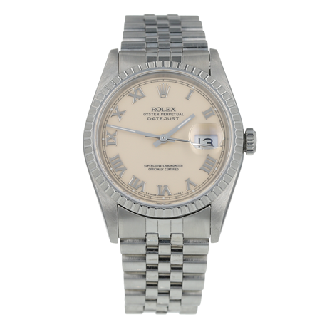 Pre-Owned Rolex Datejust Mens Watch 16220
