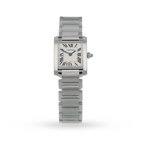 Pre-Owned Cartier Tank Francaise Ladies Watch W51008Q3/2384