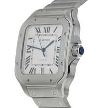 Pre-Owned Cartier Santos Mens Watch WSSA0009/ 4072