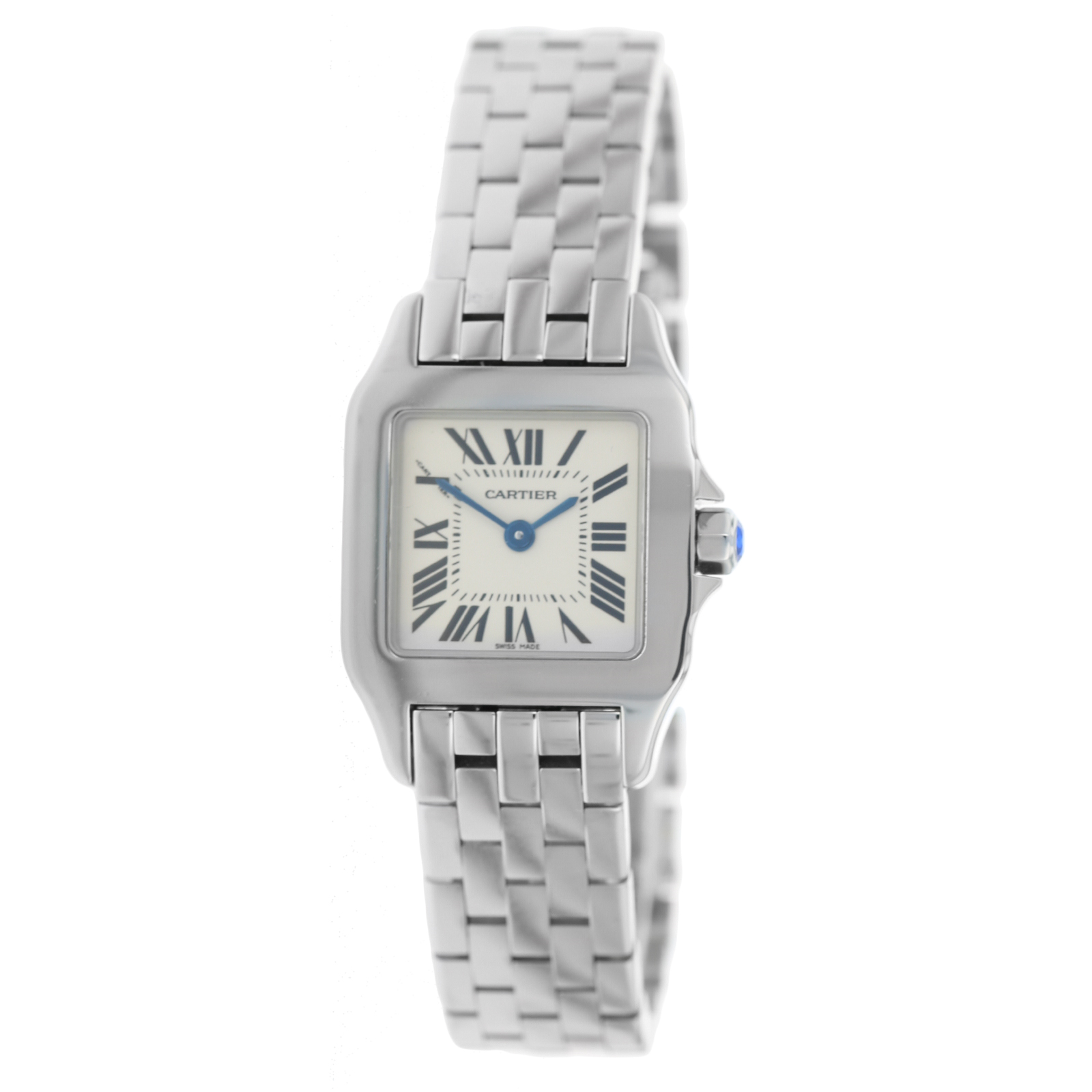 Pre-Owned Santos de Cartier Ladies Watch 2698