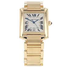 Pre-Owned Francaise de Cartier Mens Watch 1840