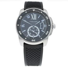 Pre-Owned Calibre de Cartier Diver Men's Watch