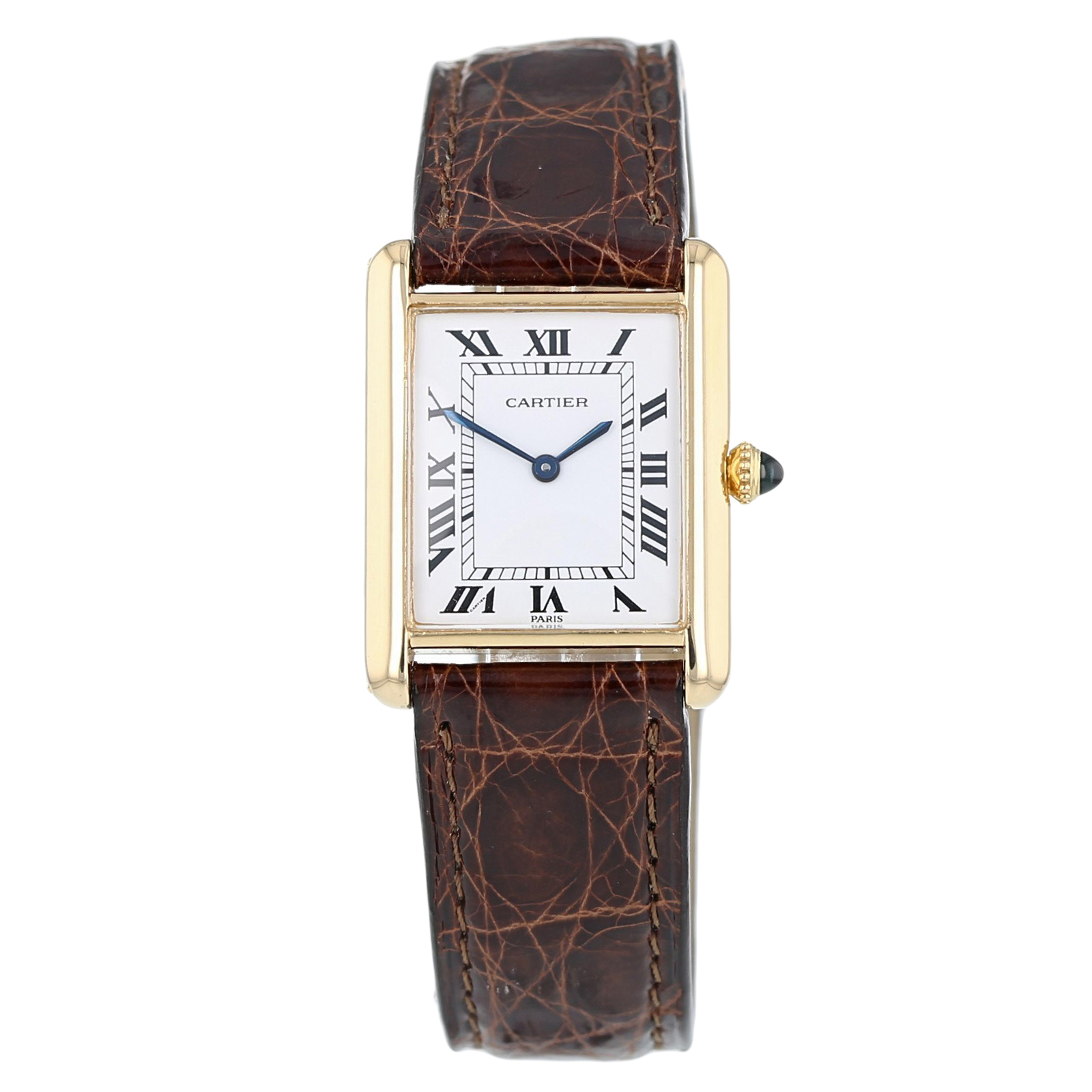 Pre-Owned Cartier Tank Louis Vintage Ladies Watch 81720552