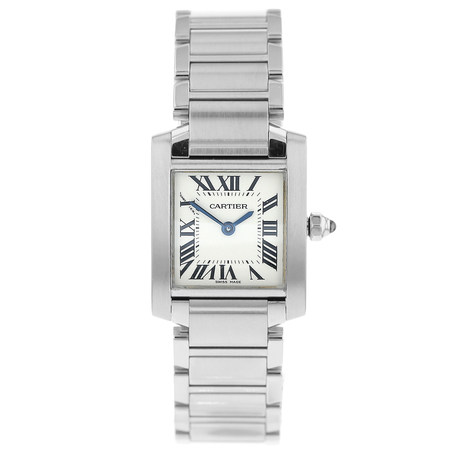 Pre-Owned Cartier Tank Ladies Watch