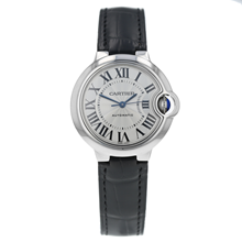 Pre-Owned Cartier Ballon Bleu De Ladies Watch W6920085/3489