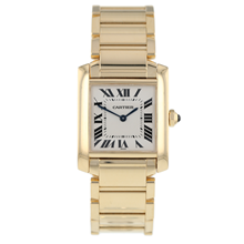Pre-Owned Cartier Tank Francaise Ladies Watch 1821