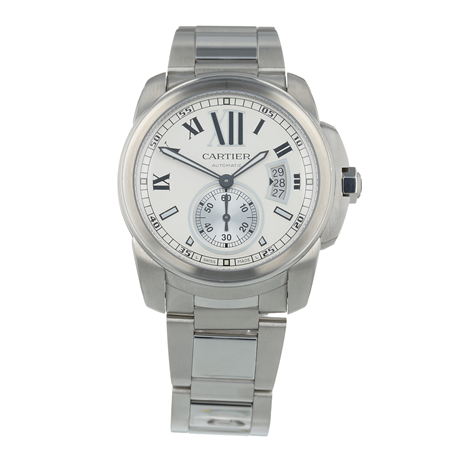 Pre-Owned Calibre de Cartier Mens Watch W7100015/3389