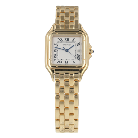 Pre-Owned Cartier Panthere Ladies Watch W25014B9/ 1060