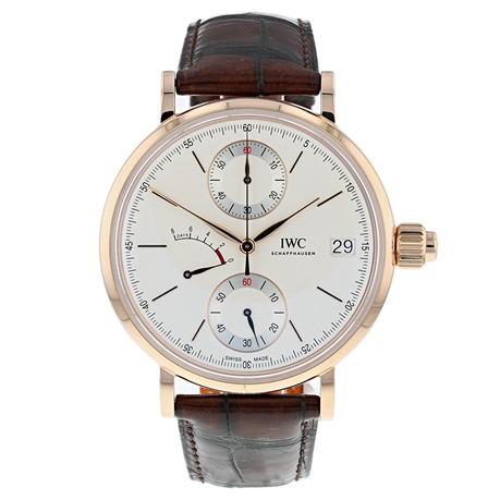 Pre-Owned IWC Portofino Monopusher Mens Watch IW515104