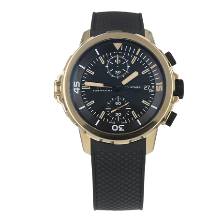 Pre-Owned IWC Aquatimer Chronograph Edition