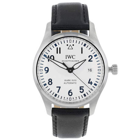 Pre-Owned IWC Pilot Mark XVII Mens Watch